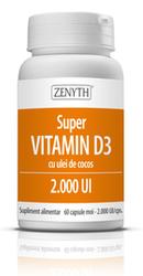 Super Vitamin D3 - Zenyth