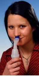 Piesa de nas pentru nebulizatoarele Scala