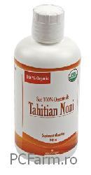 Suc organic din Noni tahitian