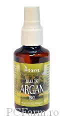Ulei de argan - Bio - Adams