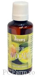 Ulei de avocado - Adams