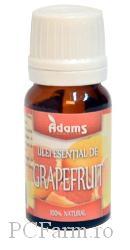 Ulei esential de grapefruit - Adams