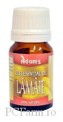 Ulei esential de lamaie - Adams