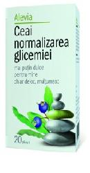 Ceai normalizarea glicemiei – Alevia