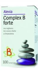 Complex B forte - Alevia