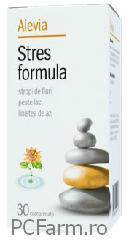 Stres formula - Alevia