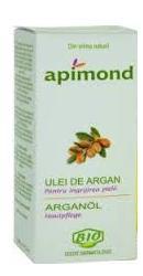 Ulei de Argan Bio - Apimond