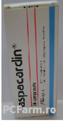 Aspacardin, comprimate