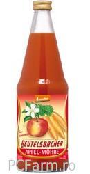 Suc de mere si morcovi - Beutelsbacher
