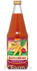 Suc din morcovi Rodelika obtinut prin fermentatie lactica - Beutelsbacher