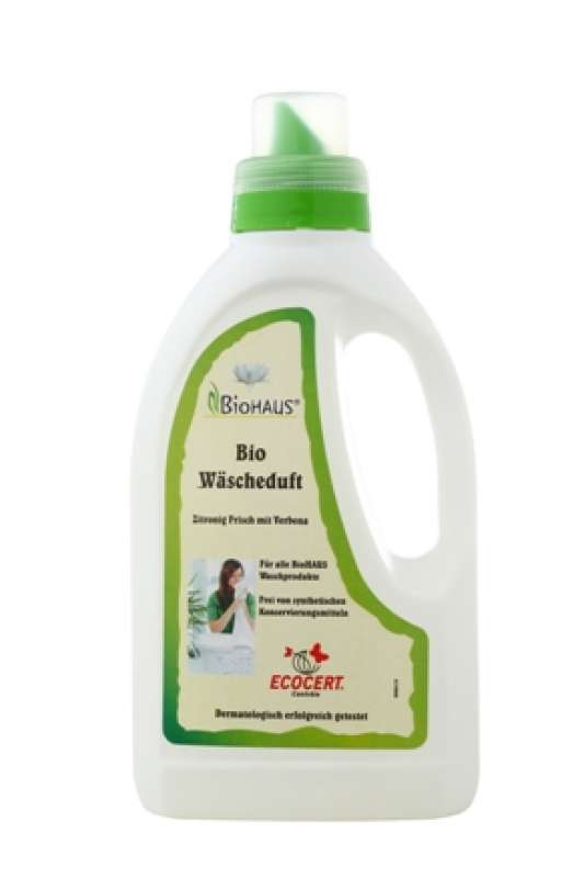Parfumant BIO pentru rufe BioHAUS