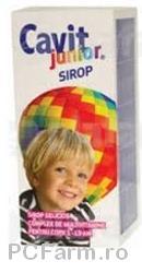Cavit Junior Sirop - Biofarm
