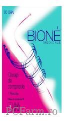Ciorapi de compresie clasa III  20-26 mm Hg - Bione