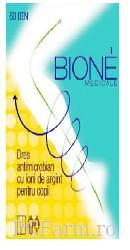 Colanti antimicrobieni cu ioni de argint pentru copii Bione