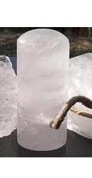 Deodorant - Piatra de alaun rectangulara polizata manual - Aluna