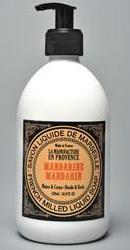 Sapun lichid de Marsilia Parfum Mandarina - La Manufacture en Provence