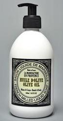 Sapun lichid de Marsilia cu Ulei de Masline BIO - La Manufacture en Provence