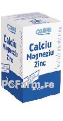 Calciu, Magneziu, Zinc - Ozone