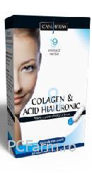Colagen si Acid hialuronic capsule - Casa Herba
