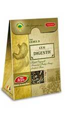 Ceaiul D – ceai digestiv – Fares