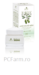 Crema hidratanta nutritiva Bioliv Hydra - Cosmeticplant