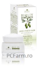 Crema antirid de noapte Bioliv - Cosmeticplant