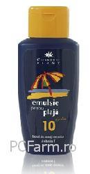 Emulsie pentru plaja cu extract de castan salbatic SPF 10 - Cosmeticplant