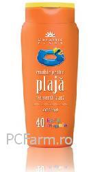 Emulsie pentru plaja cu ulei de catina Kids Formula - SPF 50 - Cosmeticplant