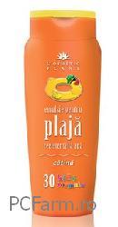 Emulsie pentru plaja cu ulei de catina Kids Formula - SPF 30 - Cosmeticplant
