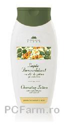 Lapte demachiant vitaminizant cu ulei de catina si masline - Cosmeticplant