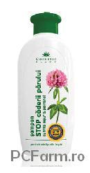 Sampon STOP caderii parului cu trifoi rosu si pantenol - Cosmeticplant