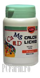 Calciu Lichid - Cosmopharm