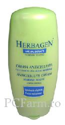 Crema anticelulitica - Herbagen