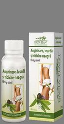 Anghinare, leurda si ridiche neagra - Dacia Plant