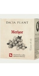 Ceai de merisor - Dacia Plant
