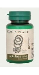 Spirulina si Catina - Dacia Plant