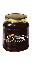Dulceata din Fructe de Padure – Dacia Plant