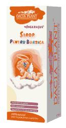 Ingerasul - Sirop pentru Burtica - Dacia Plant