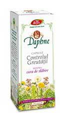 Daphne Controlul Greutatii capsule – Fares