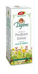 Daphne Purificare si Drenaj - capsule – Fares