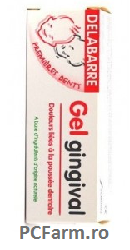 Delabarre Gel Gingival
