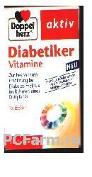 Diabetiker Vitamine - DoppelHerz