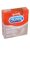 Prezervative Ultra Thin Feel - Durex