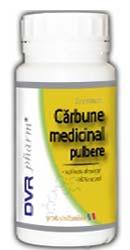 Carbune medicinal pulbere - DVR Pharm