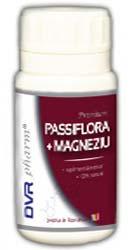 Passiflora si Magneziu - DVR Pharm