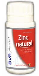 Zinc natural - DVR Pharm