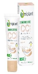 Crema coloranta pentru ten Elmiplant Skin Moisture CC Cream Deschis  - Elmiplant