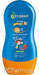 Lotiune protectie solara pentru copii SPF 30 - Elmiplant