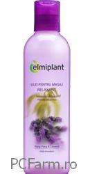 Ulei relaxant pentru masaj - Elmiplant