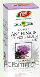 Anghinare si Frunze de maslin - Fares